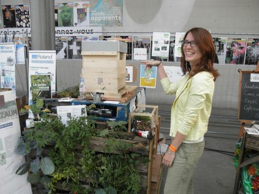 Maker Faire Paris, Alice Albessart, Zone-AH