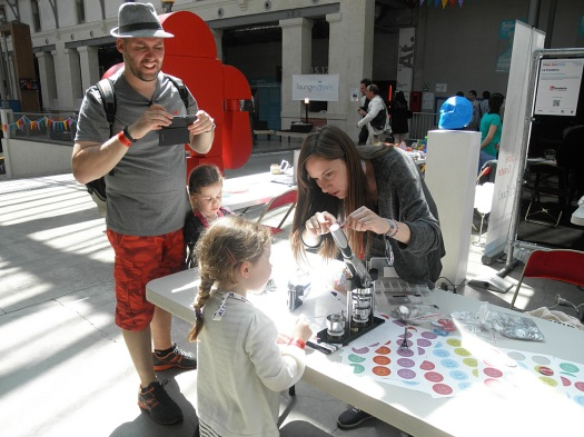 Maker Faire Paris, la Fonderie, DIY