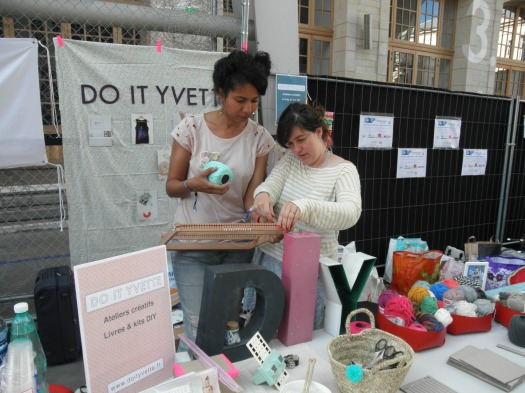 Maker Faire Paris, Do It Yvette
