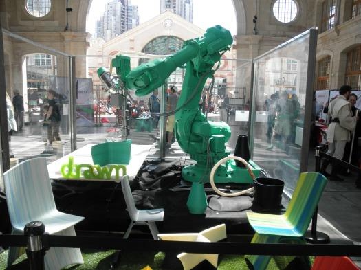 Maker Faire Paris, Galatea, 3D Printing, Drawn