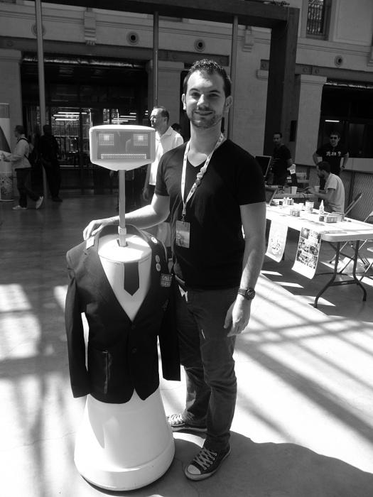 Maker Faire Paris, robot, animation, événements